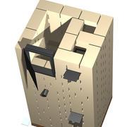 Baka 3d model