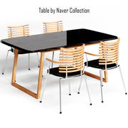 Tablo Naver Collection Gm3640 3d model