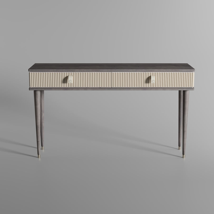 Cipriani Homood Cocoon Console royalty-free 3d model - Preview no. 4