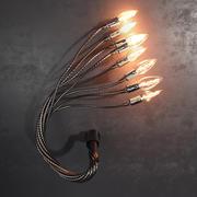Lampe Turcio 3d model