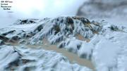 雪地 3d model