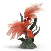Peixe de cerâmica 3d model