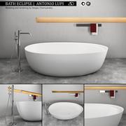 Bath Eclipse 3d model
