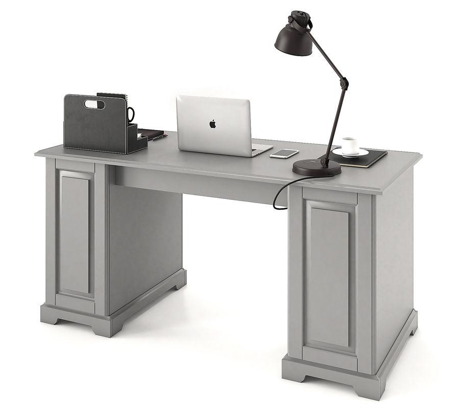 Ikea Liatorp Schreibtisch royalty-free 3d model - Preview no. 2