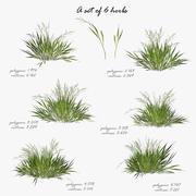 Modèle 3D de Grass 3d model
