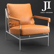 Jonas Ihreborn Seventy five armchair 3d model