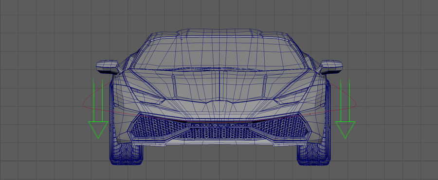 Race_Car_Rig royalty-free 3d model - Preview no. 4