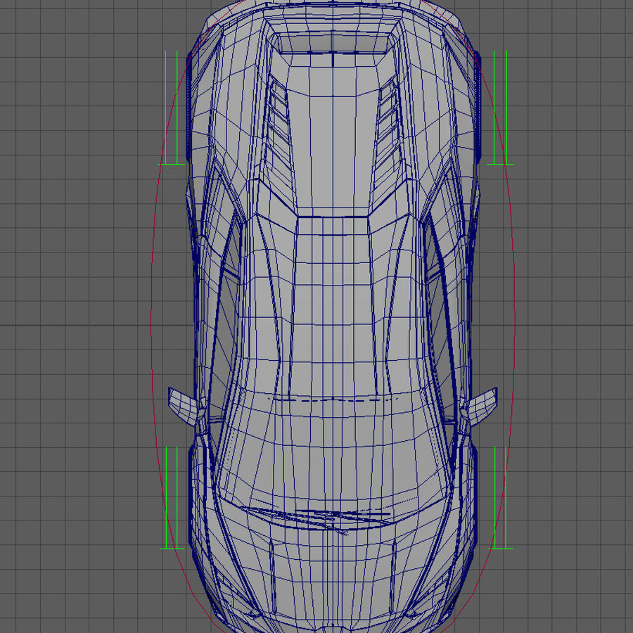 Race_Car_Rig royalty-free 3d model - Preview no. 5