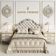 Savio Firmino 1696 Спальня 3d model