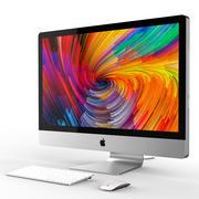 アップルiMAC 3d model