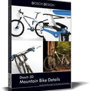 Dosch 3D - Детали горного велосипеда 3d model