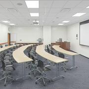 Conferência Fotorrealística Come Classroom Architecture 006 3d model