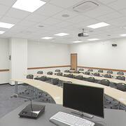 Fotorealistyczna architektura klasy 006 V2 3d model
