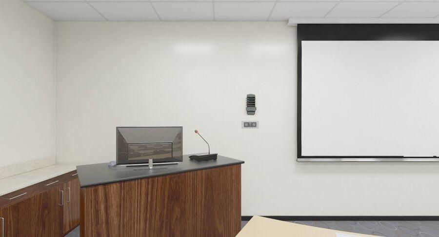 Fotorealistyczna architektura klasy 006 V2 royalty-free 3d model - Preview no. 11