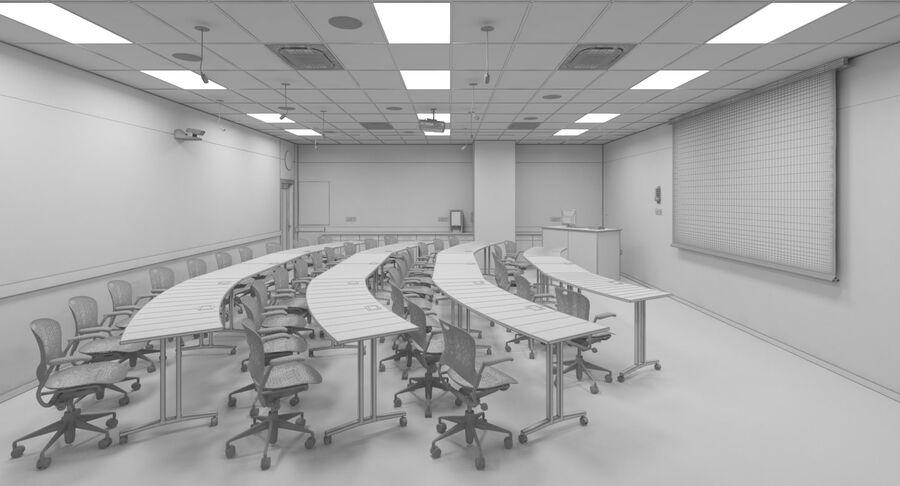 Fotorealistyczna architektura klasy 006 V3 royalty-free 3d model - Preview no. 14