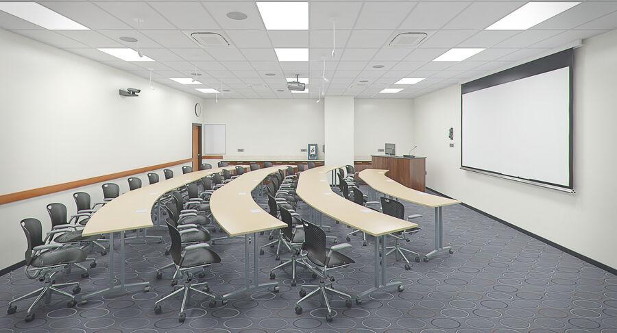 Fotorealistyczna architektura klasy 006 V3 royalty-free 3d model - Preview no. 9