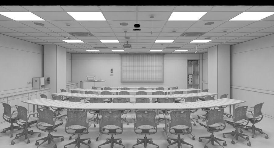 Fotorealistyczna architektura klasy 006 V3 royalty-free 3d model - Preview no. 15