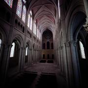 シャルトル大聖堂 3d model