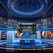 VR Studio News 9 3d model