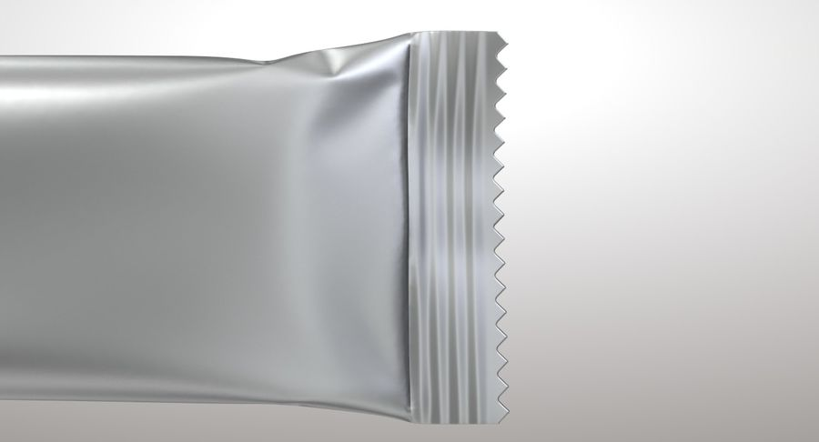 Food Packaging 05 royalty-free 3d model - Preview no. 4
