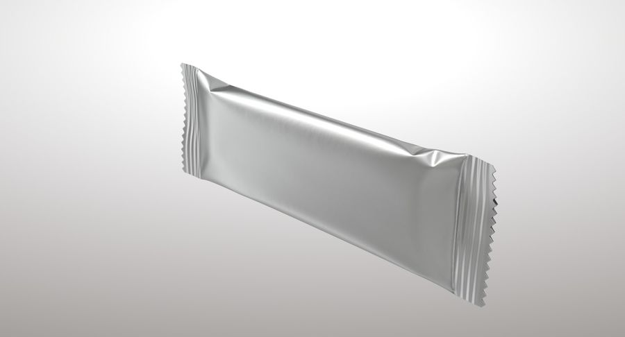 Food Packaging 05 royalty-free 3d model - Preview no. 7
