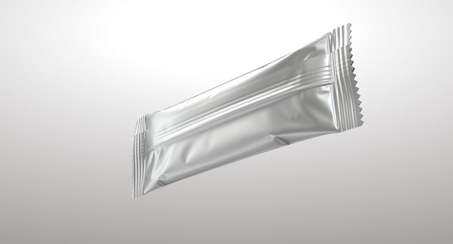 Food Packaging 05 royalty-free 3d model - Preview no. 12
