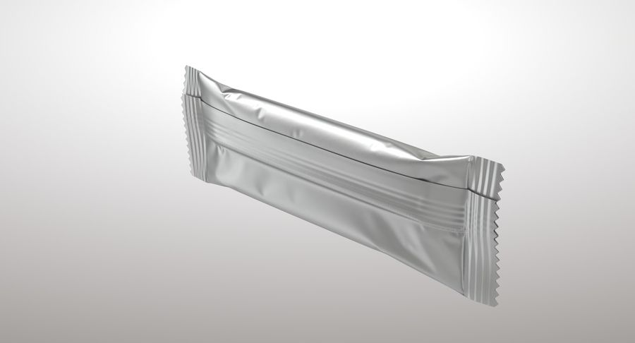 Food Packaging 05 royalty-free 3d model - Preview no. 6