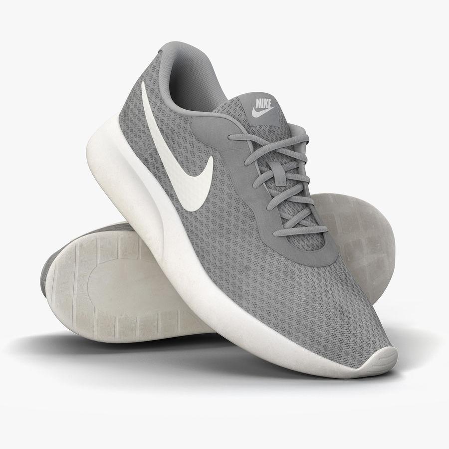 Zapatillas de deporte Nike Tanjun royalty-free modelo 3d - Preview no. 1 f9cc0cb526b