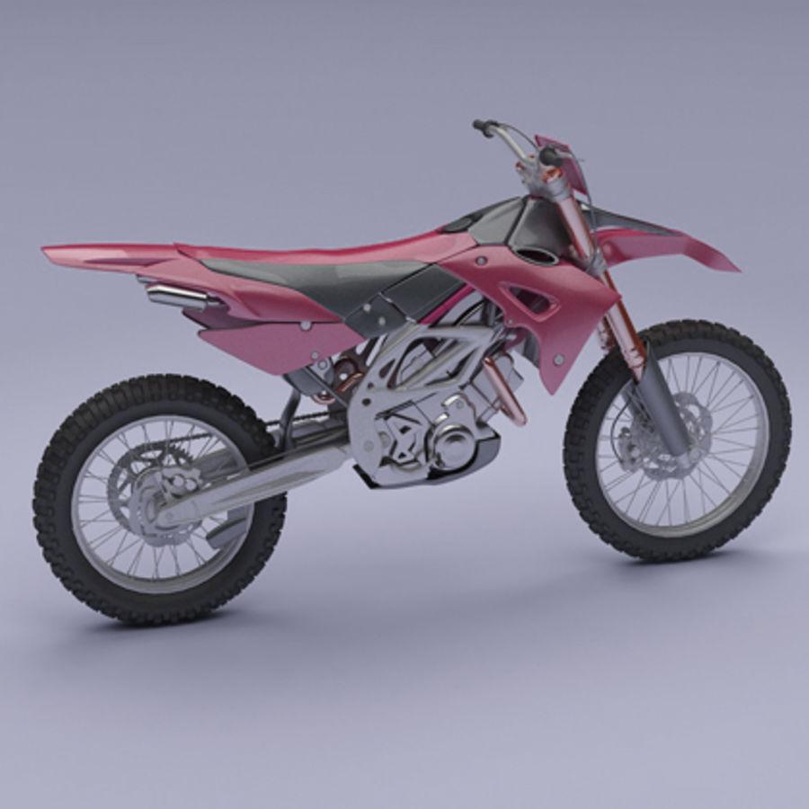 Bike royalty-free 3d model - Preview no. 1