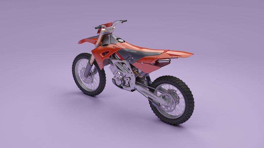 Bike royalty-free 3d model - Preview no. 4