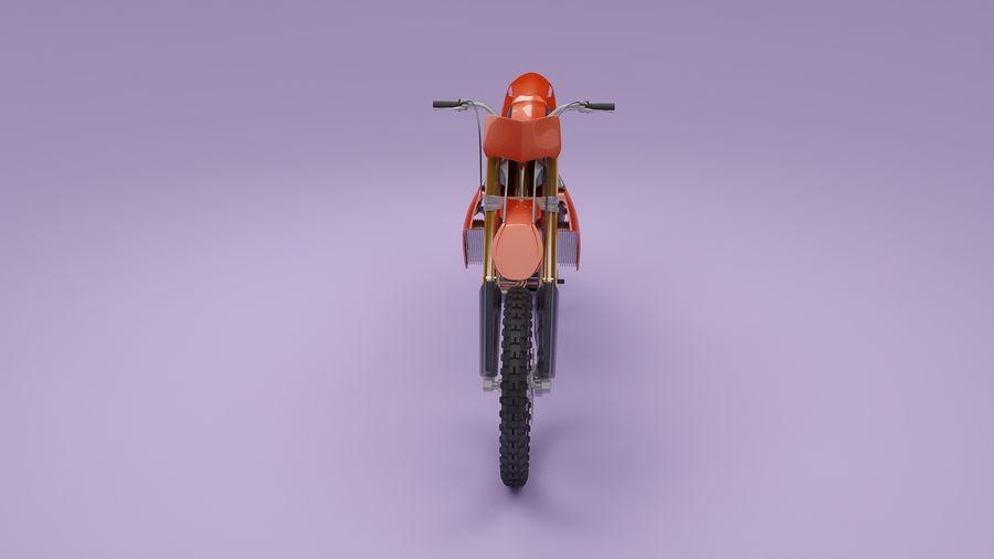 Bike royalty-free 3d model - Preview no. 5