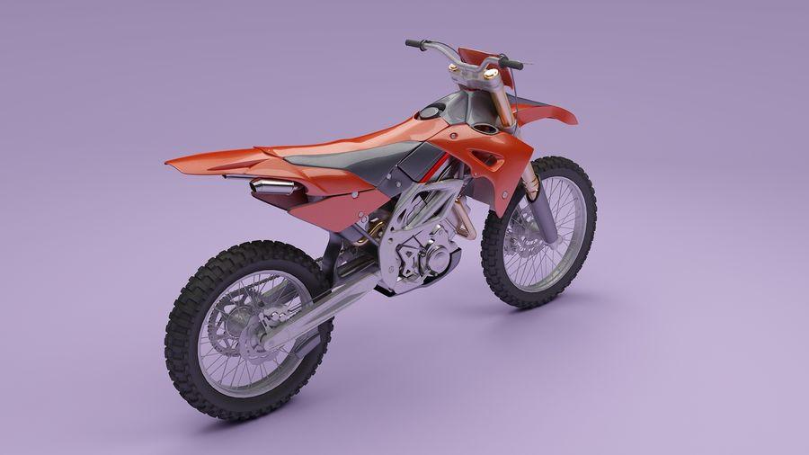 Bike royalty-free 3d model - Preview no. 3
