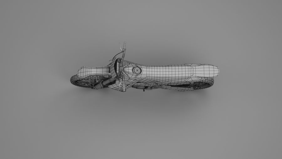Bike royalty-free 3d model - Preview no. 8