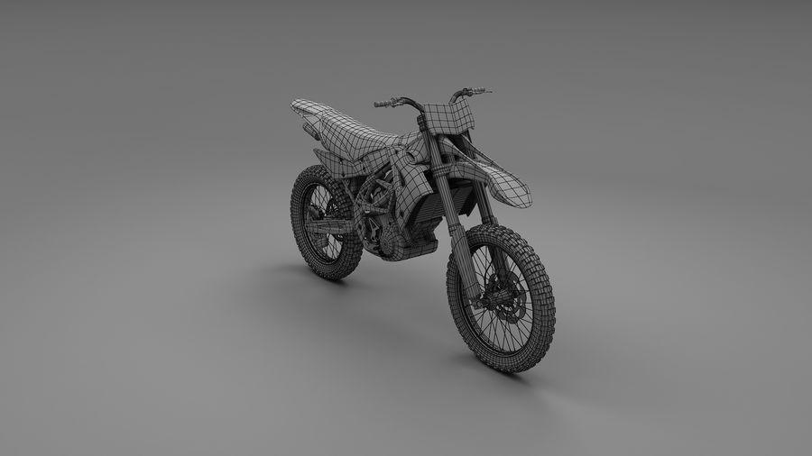 Bike royalty-free 3d model - Preview no. 6