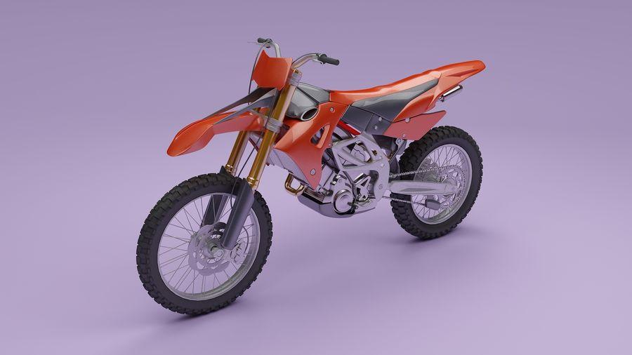 Bike royalty-free 3d model - Preview no. 2