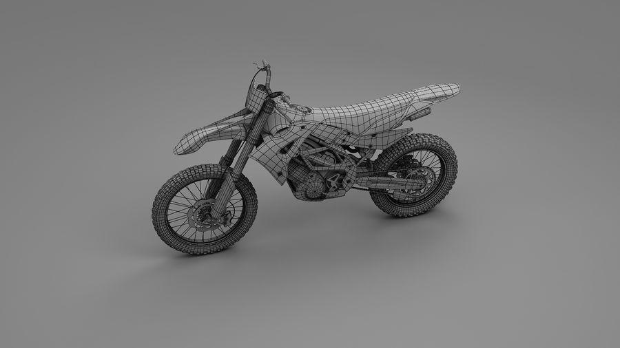 Bike royalty-free 3d model - Preview no. 7