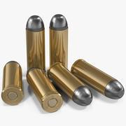 Cartridges .45 Colt 3d model
