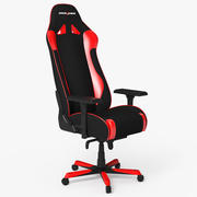 DXRacer Gaming Chair 3d model