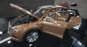 Bentley Bentayga 3d model
