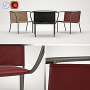 Afteroom-Lounge 3d model