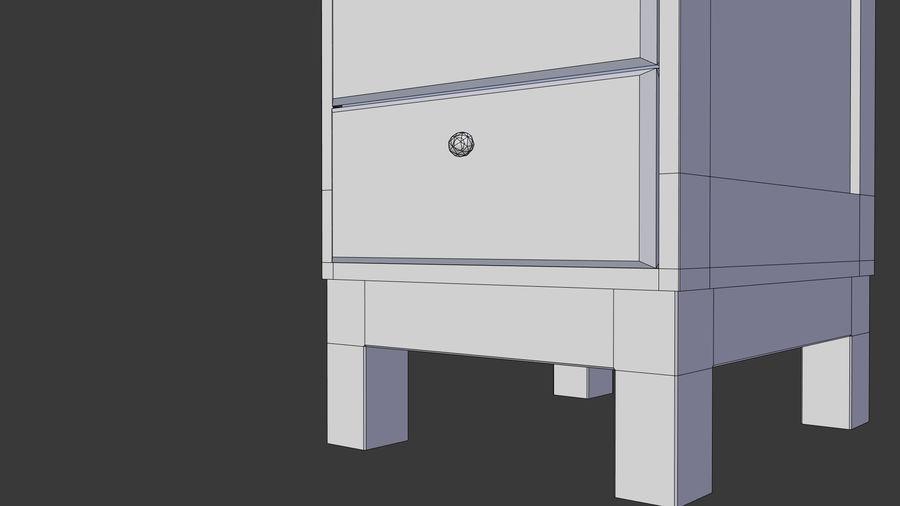 사무실 옷장 내각 royalty-free 3d model - Preview no. 7