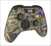 Army Gaming Controller 3d model