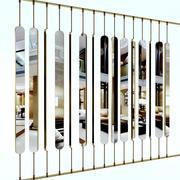 decorative partition 2 3d model