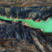 Floden i Spanien 3d model
