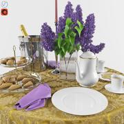 Zestaw obiadowy_2 3d model
