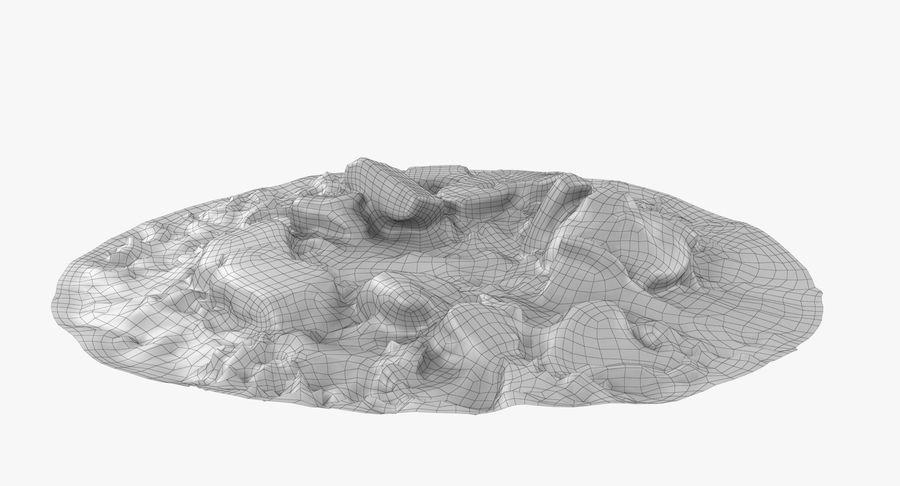 キャンプ暖炉2 royalty-free 3d model - Preview no. 14