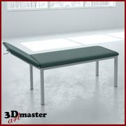 Medicinsk soffa 3d model