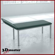医疗沙发 3d model