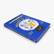 Wizard of Oz Childrens Book 3d model