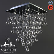 Maytoni Modern Swirl MOD217-40-N 3d model